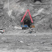 Iron Ore Secondary Breaking (China)