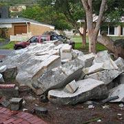 Sensitive Area Rock Breaking