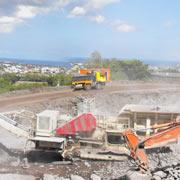 Bulk Cutback Excavation