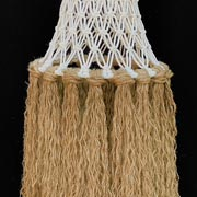 Bohemian Hand Knotted  Chandeliers - twine tassles