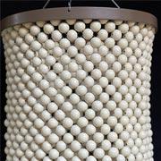 Wooden beads Chandelier (Meduim)