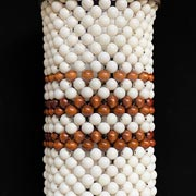 Wooden beads Chandelier (Large)