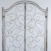 Metal Garden Gate