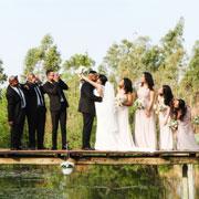 Storm and Narescha Wedding