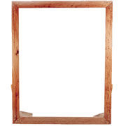 Wooden Meranti Frame Only