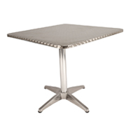 Aluminium Sangria Cafe Table