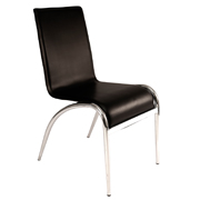 Black Kahlua Dining Chair