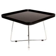 Black Square Martini Coffee Table