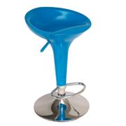 Blue Apollo Bar Stool