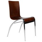Brown Kahlua Dining Chair
