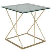 Criss Cross Side Tables