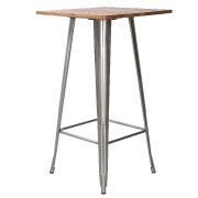 Galvanised Xavier Cocktail Table