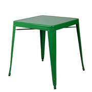 Green Xavier Cafe Table