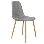 Grey Cruz Dining Chair