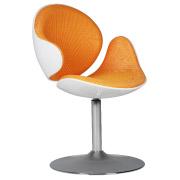 Orange Shark Fin Single Seater