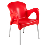 Red Star Cafe Chair