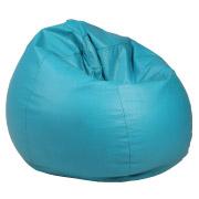 Turquoise Bean Bag