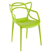Green Twist Cafe Chair