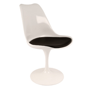 White Cupid Cafe Chair