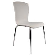 White Komora Cafe Chair