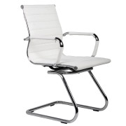 White Niagara Office Chair