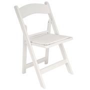 White Wimbledon Cafe Chair