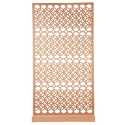Wooden Birch Decorative Screen