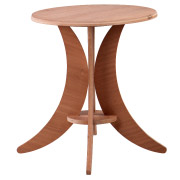 Wooden Tuscany Side Table