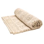 Bali Crochet Throw B