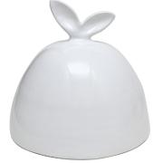 Bunny Ear Cake Dome White