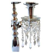 Candelabra Crystal Decorations