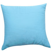 Cushion Cover Pastel Blue Twill
