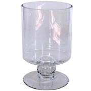 Cylinder Vase on Foot