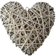 Decorative Heart Sticks Large