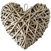 Decorative Heart Sticks Medium