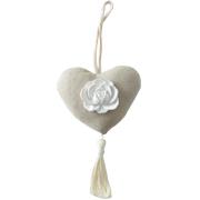 Decorative Hearts Cushion Heart Small