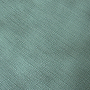 Dusty Blue Linen Weave Runner Narrow
