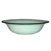 Enamel Tin Bowl H