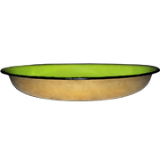 Enamel Tin Bowl J