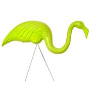 Flamingo Lime Green
