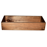 Flower Box Stained