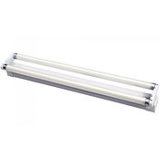Fluorescent Tube Fitting Twin 60cm