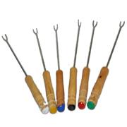 Fondue Forks Set of 6