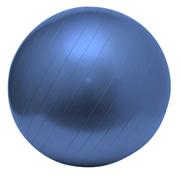 Gym Ball Blue A
