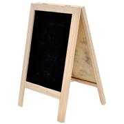 Mini Chalkboard Stand D