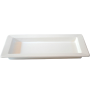 Nova Style Deep Rectangle Platter
