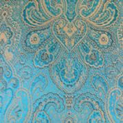 Oriental Runner Turquoise Blue