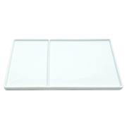 Platter Divided