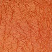 Runner Crushed Taffeta Orange