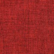 Runner Rough Weave Deep Red